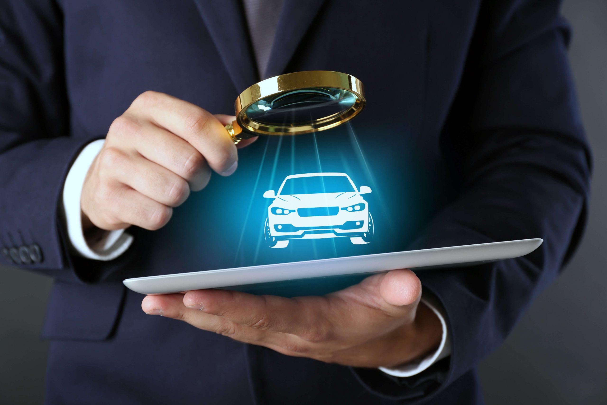 Identification de véhicule