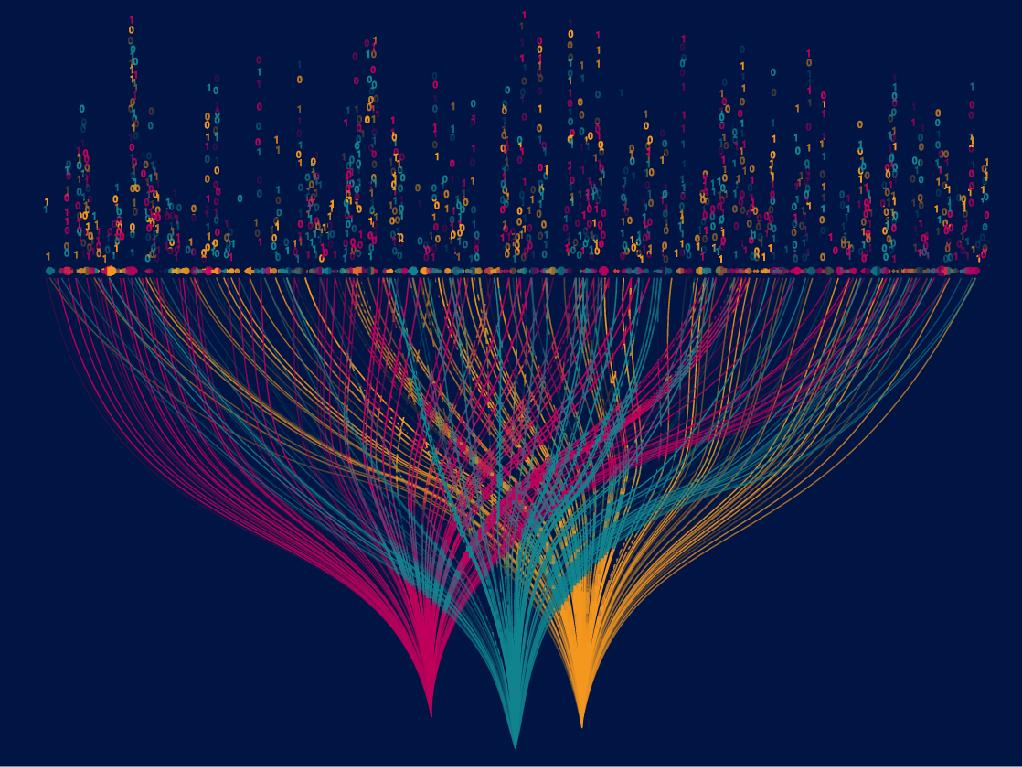 Data enrichment and hybridization